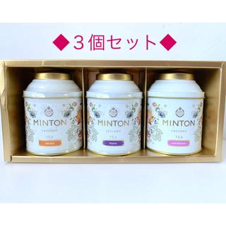 MINTON - ⭐︎MINTON ミントン★ 紅茶 3種詰合わせセット【送料込】⭐︎