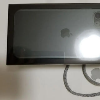新品未開封 iPhone 11 Pro Max 512GB ミッドナイトグリーン