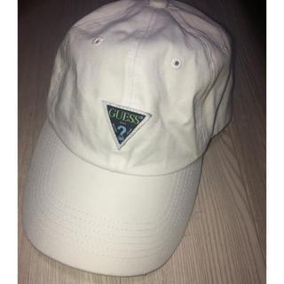 ゲス(GUESS)のGUESS キャップ 帽子(キャップ)