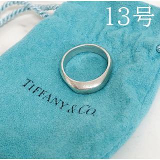 ティファニー(Tiffany & Co.)のティファニー リング シルバー SV925 サイズ 約13号(リング(指輪))