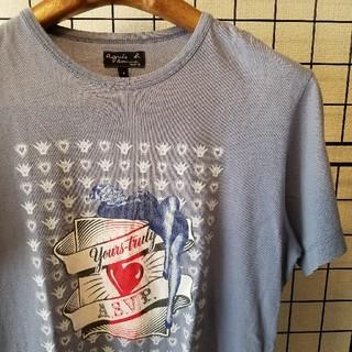 アニエスベー(agnes b.)のagnes b. homme Paris ASVP トランプモチーフ 半袖Tee(Tシャツ/カットソー(半袖/袖なし))