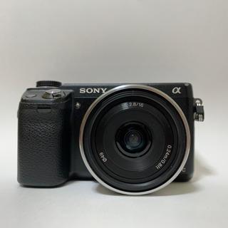 SONY - Sony α Nex-6+SEL50F18+SEL16F28