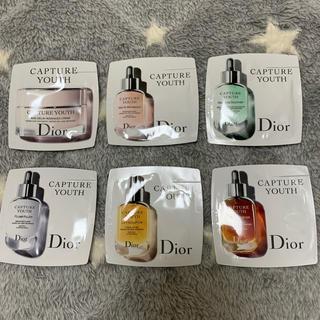 ディオール(Dior)のディオール カプチュールユース(サンプル/トライアルキット)