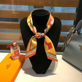 Hermes - 19ss エルメス スカーフ 綺麗  秋