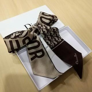 Dior - 超美品Dior スカーフ レディース ファッション 新品 バッグ飾り
