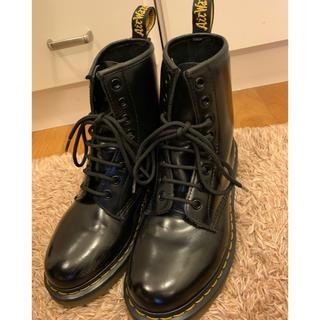 ドクターマーチン(Dr.Martens)のドクターマーチン 8ホール ブーツ uk4(ブーツ)
