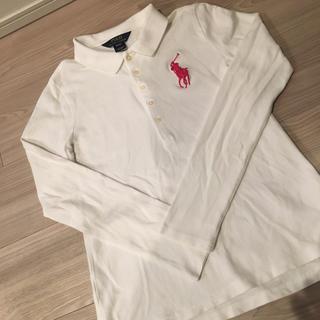 ポロラルフローレン(POLO RALPH LAUREN)のラルフローレン 長袖ポロシャツ(Tシャツ/カットソー)