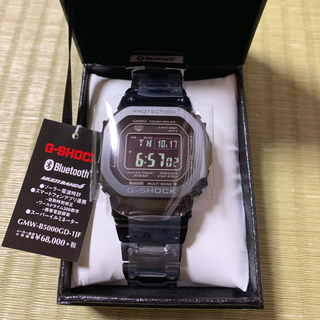 ジーショック(G-SHOCK)のG-SHOCK GMW-B5000GD-1JF 新品未使用品 未開封(腕時計(デジタル))