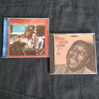マディウォータース ジョンLフッカー ブルース CD(ブルース)