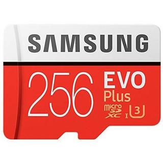 SAMSUNG - Samsung microSDXC カード 256GB