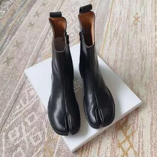 マルタンマルジェラ(Maison Martin Margiela)のMAISON MARGIELA TABI BOOTS36   足袋ブーツ 36(ブーツ)