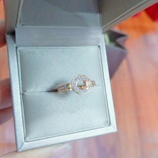 ブルガリ(BVLGARI)のBvlgari リング 指輪  レディース ファッション us#7 超美品(リング(指輪))