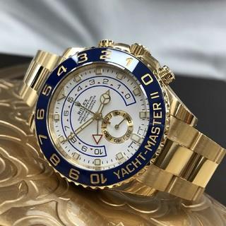 ROLEX - Rolexロレックス遊覧船シリーズ44 mm黄金機械男子時計