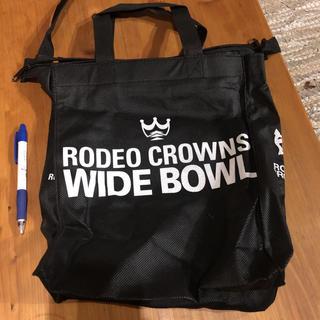 ロデオクラウンズワイドボウル(RODEO CROWNS WIDE BOWL)の値下げ!ロデオクラウン ショルダーバッグ(ショルダーバッグ)