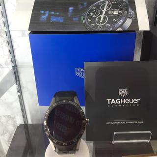 タグホイヤー(TAG Heuer)のタグホイヤー(腕時計(デジタル))