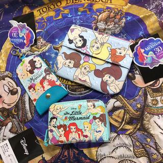 Disney - リトルマーメイド  アリエル コインケース ポーチ キー プリンセス ディズニー