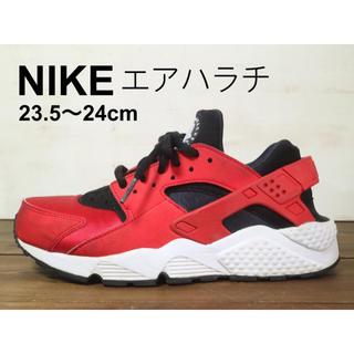 NIKE - NIKE ナイキ スニーカー エアハラチ   24cm 赤 レッド