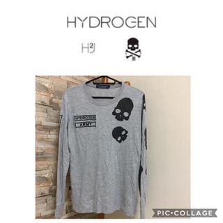 ハイドロゲン(HYDROGEN)のハイドロゲン  ☆ ロンT(Tシャツ/カットソー(七分/長袖))