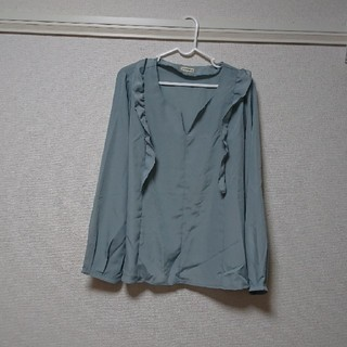 ブラウス 大きいサイズ 4L 新品(シャツ/ブラウス(長袖/七分))