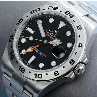 ROLEX - (ROLEX)ロレックス自動機械高級品男性用時計