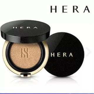 ハレ(HARE)の【新品未使用】HERAヘラ ブラッククッションファンデ21号本体+中身(ファンデーション)