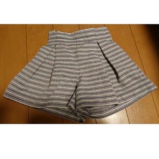 ジーユー(GU)のGU キュロットスカート  110cm(スカート)