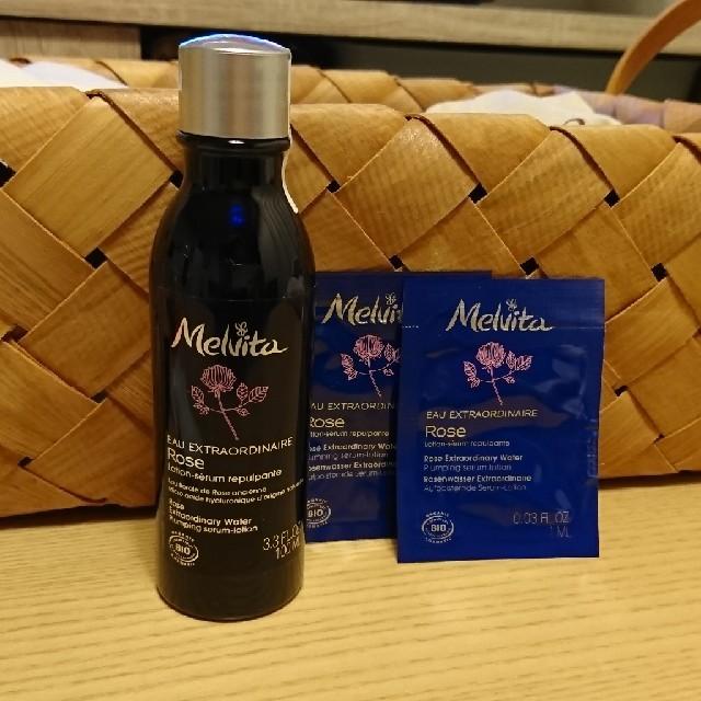 Melvita(メルヴィータ)のMelvita roseEXトナー100ml コスメ/美容のスキンケア/基礎化粧品(化粧水 / ローション)の商品写真
