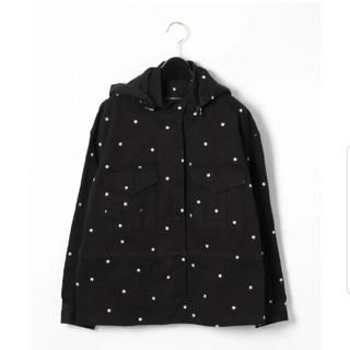 GRACE CONTINENTAL - グレースコンチネンタル 刺繍アーミージャケット