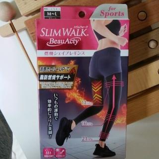 スリムウォーク 燃焼サポートレギンス M~Lサイズ