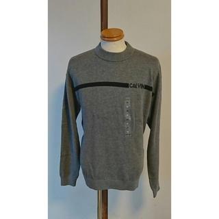 カルバンクライン(Calvin Klein)のCalvin Klein カルバンクライン ニット セーター サイズS(ニット/セーター)
