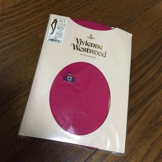 ヴィヴィアンウエストウッド(Vivienne Westwood)のVivienneWestwoodオーブワンポイントタイツ(タイツ/ストッキング)