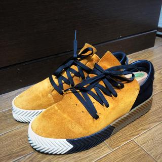 アレキサンダーワン(Alexander Wang)のAlexander Wang x adidas AW Skate 美品 送料無料(スニーカー)