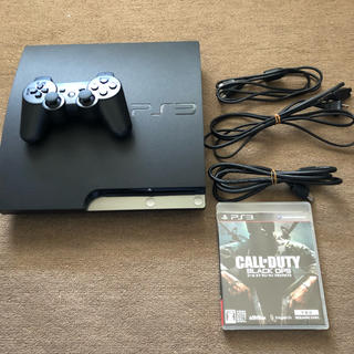 PlayStation3 - プレステ3 本体一式 コールオブデューティ PS3