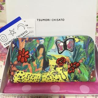 TSUMORI CHISATO - ⭐️希少⭐️未使用❣️ツモリチサト🌸長財布