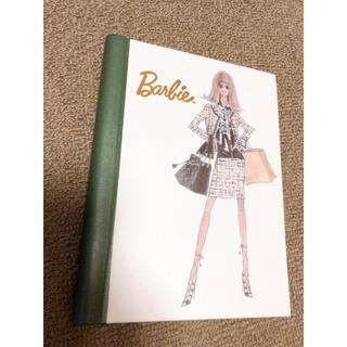 バービー(Barbie)の【新品・未使用】Barbieノート(ノート/メモ帳/ふせん)