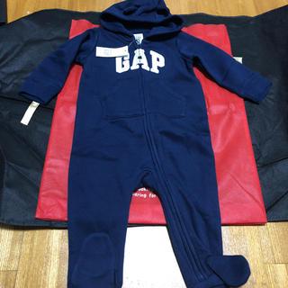 babyGAP - 新品 babygap ギャップ カバーオール ロンパース