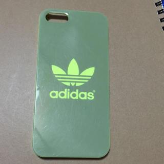 アディダス(adidas)のiPhone 5/5S ケース(モバイルケース/カバー)