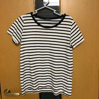 コムサイズム(COMME CA ISM)のTシャツ(Tシャツ(半袖/袖なし))