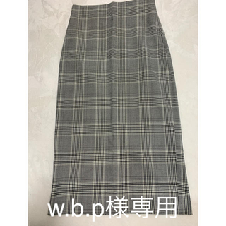 ZARA - ZARA WOMANのタイトロングスカート