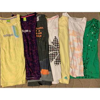 アディダス(adidas)のアディダス長袖7点(Tシャツ(長袖/七分))