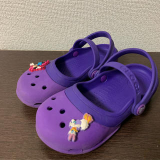 crocs - クロックス サンダル C11