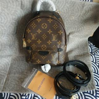 LOUIS VUITTON -   ルイヴィトン リュックバッグ 超美品