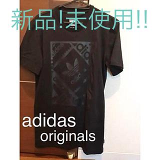 アディダス(adidas)のadidas originals アディダスオリジナル ブラック(Tシャツ(半袖/袖なし))