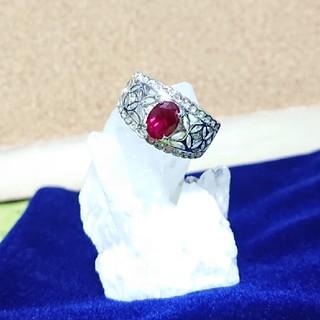 豪華!新品!ルビーの指輪(リング(指輪))