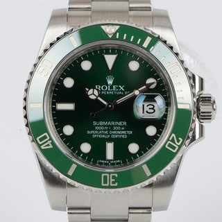ROLEX - ロレックス(ROLEX)男性用時計緑盤贅沢品腕時計