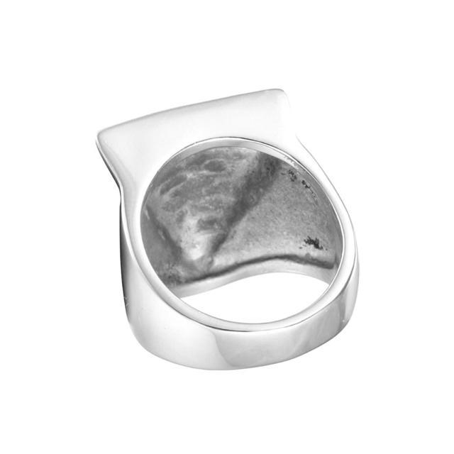 プロビデンスの目 リング 14号 ホルスの目 ピラミッド  メンズのアクセサリー(リング(指輪))の商品写真