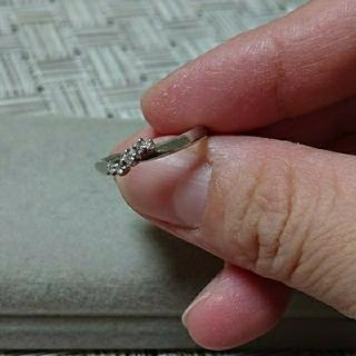 4℃ - pt950指輪
