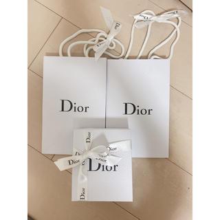 ディオール(Dior)のDiorラッピングセット🎀(ラッピング/包装)