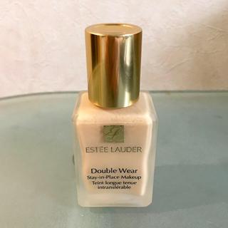 Estee Lauder - エスティーローダー/Double Wear/ファンデーション