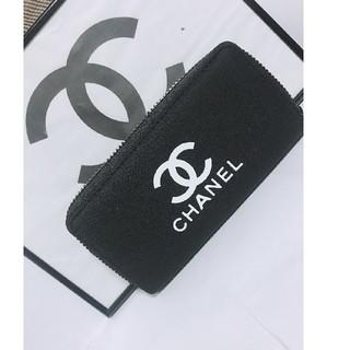 CHANEL - CHANEL ノベルティ 財布 長財布